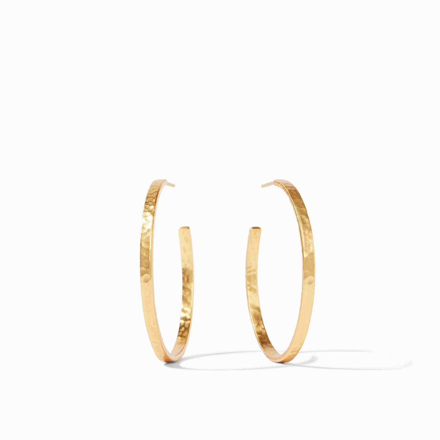 JULIE VOS - MEDIUM Crescent Hoop EARRINGS
