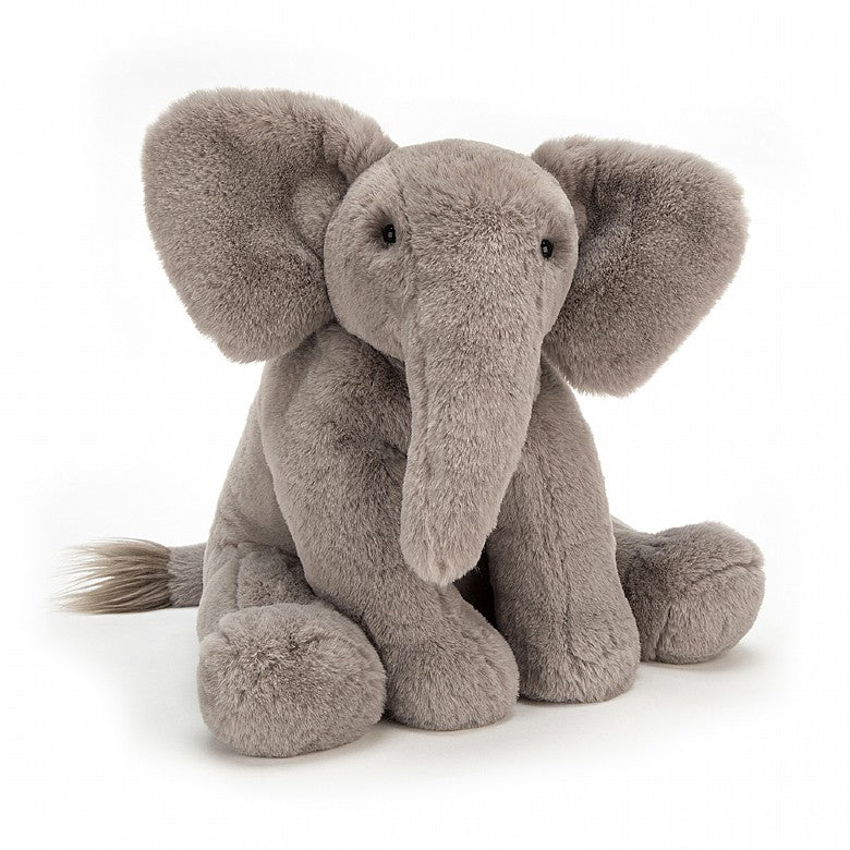 Jellycat Emile Elephant, Front View