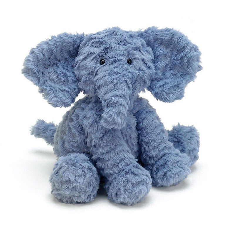 Jellycat - Fuddlewuddle Elephant, Front View