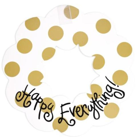 Happy Everything Big Wreaths