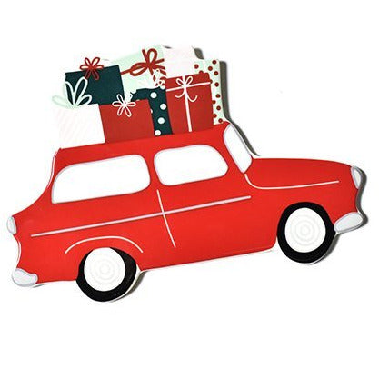 Happy Everything Mini Attachment -  Holiday Car