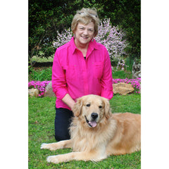 Charlene Thomas author of A dog named Munson - Findlay Rowe Designs