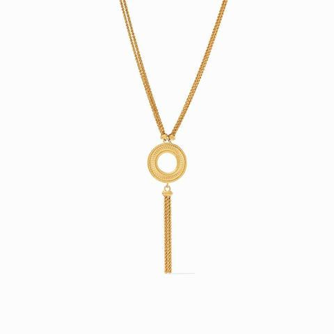 JULIE VOS - Olympia Tassel Necklace