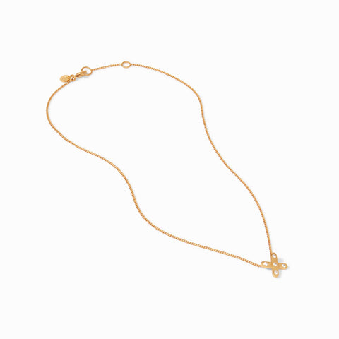 JULIE VOS - Paris X Delicate Necklace Pearl