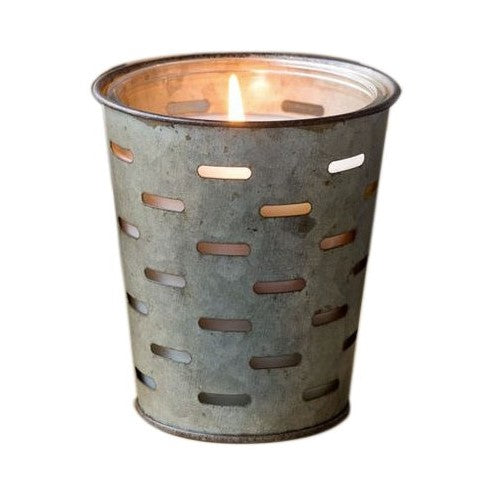 Park Hill -  Olive Bucket Candles