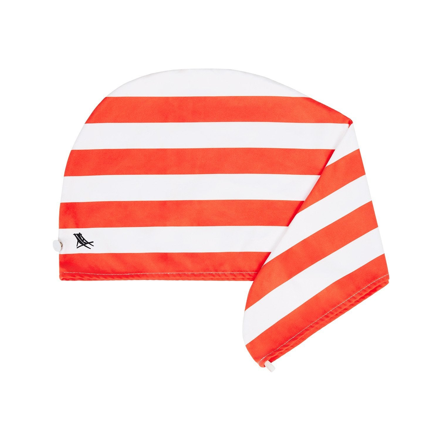 Dock & Bay: HAIR WRAP TOWEL WAKIKI CORAL