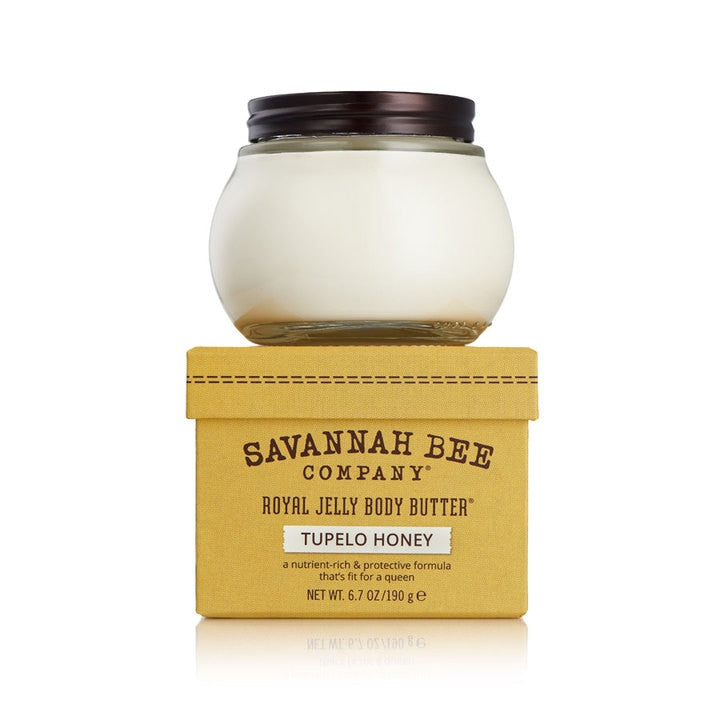 Savannah Bee Company - Tupelo Honey Body Butter® Original Formula