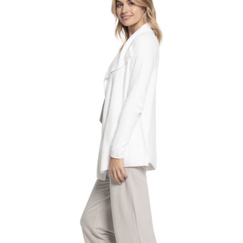 BAREFOOT DREAMS: the COZYCHIC LITE® COASTAL CARDI