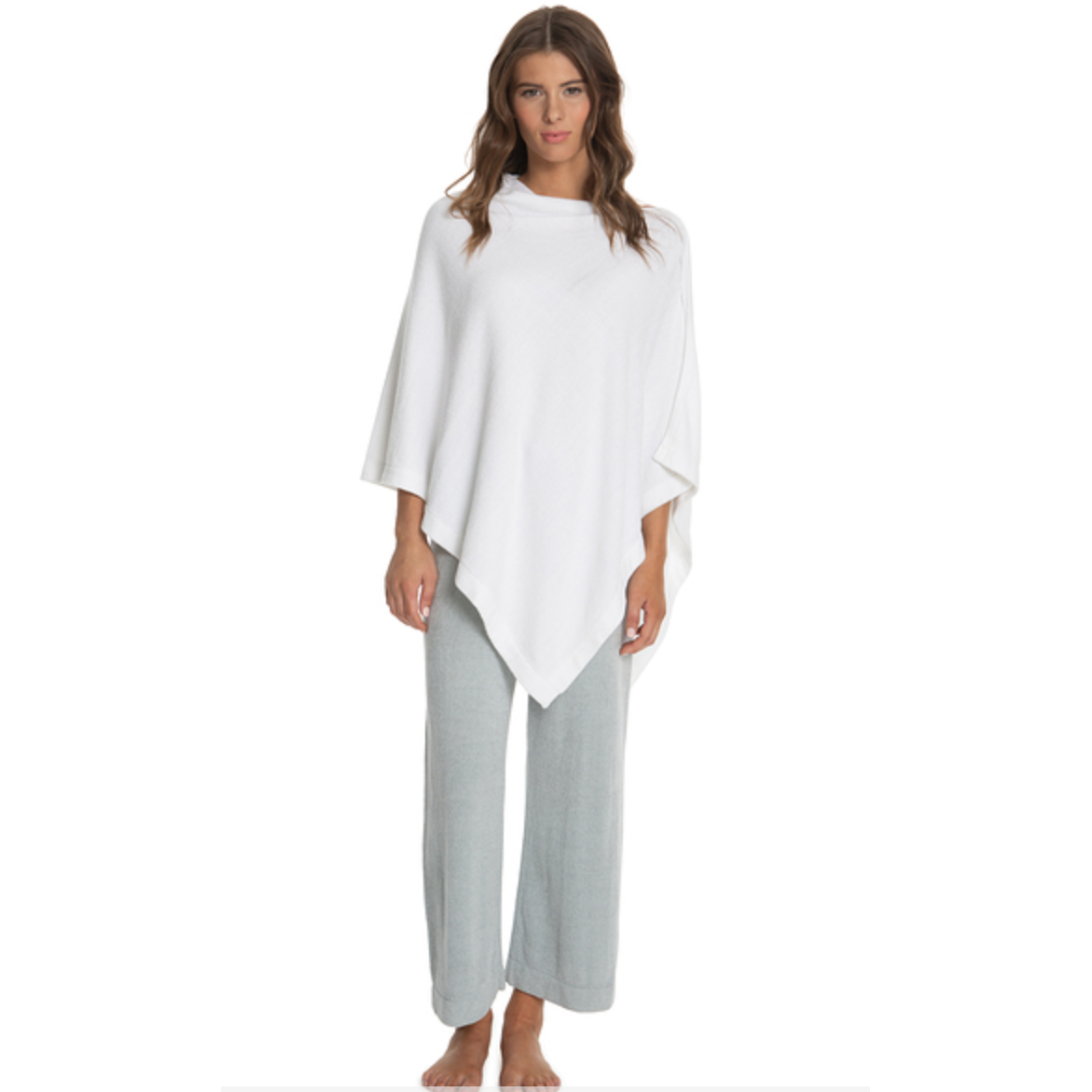 the COZYCHIC ULTRA LITE® PONCHO SEA SALT