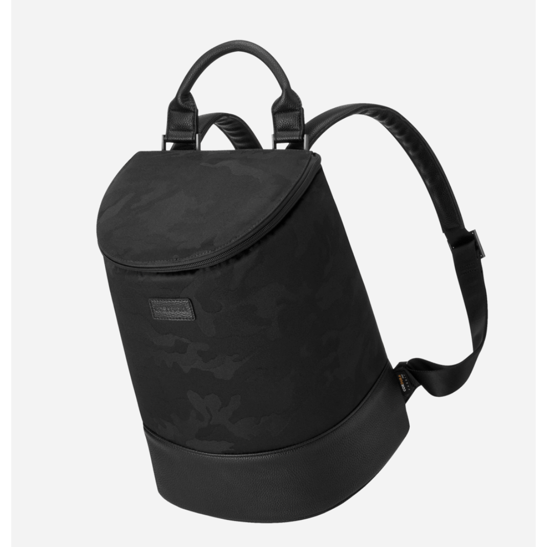 Corkcicle - EOLA BUCKET BAG - Black Camo