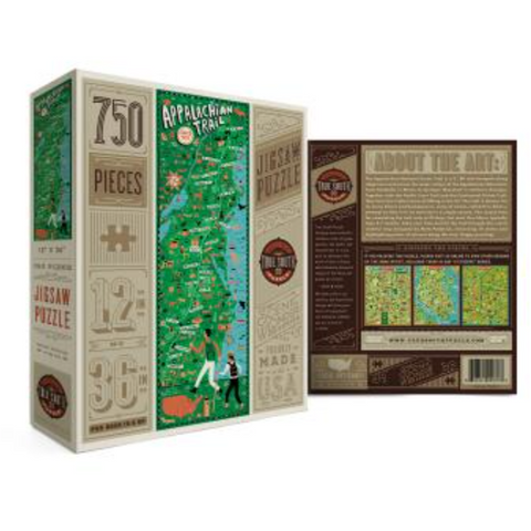 TRUE SOUTH Appalachian Trail Puzzle