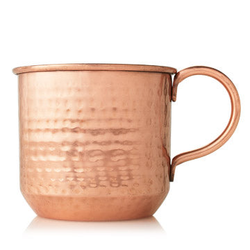 Thymes: Simmered Cider Poured Candle Mug