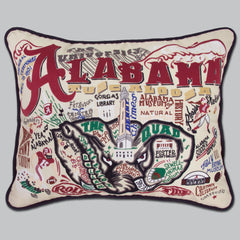 Catstudio Collegiate Pillow - Alabama