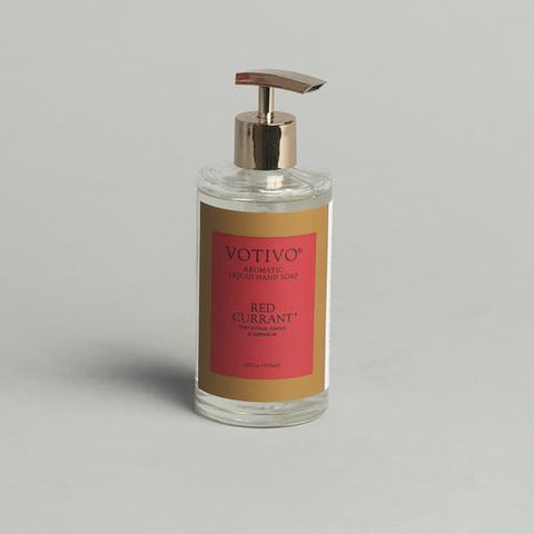 Votivo - Red Currant Liquid Soap