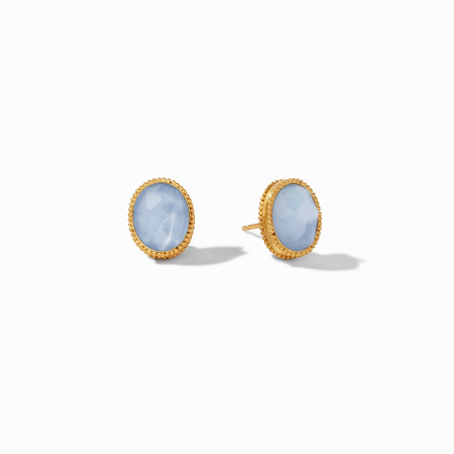 JULIE VOS -  VERONA COLLECTION Verona Stud blue