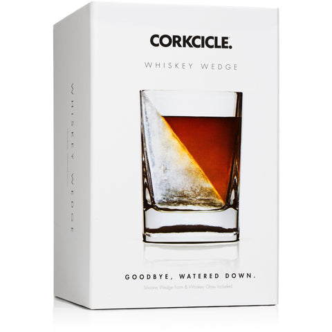 Corkcicle® - Whiskey Wedge