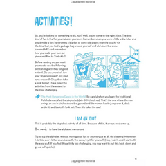 The Big Book of Boy Stuff page 11 ACTIVITiES