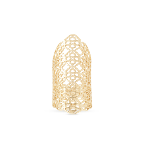 Kendra Scott - Boone Cocktail Ring in Gold