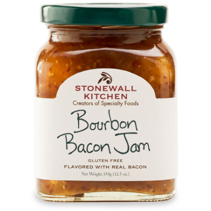 Stonewall Kitchen - Bourbon Bacon Jam