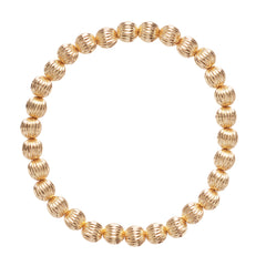 enewton Classic Dignity Bracelet Gold Large - FINDLAY ROWE