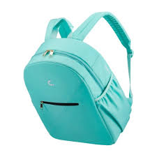 Corkcicle - Brantley Backpack (Turquoise), Side View