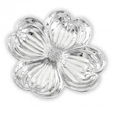 Beatriz Ball - GARDEN Divided Dogwood Blossom Bowl (Small)