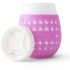 Goverre - Modern TO-GO Cups for Wine - Hot Pink