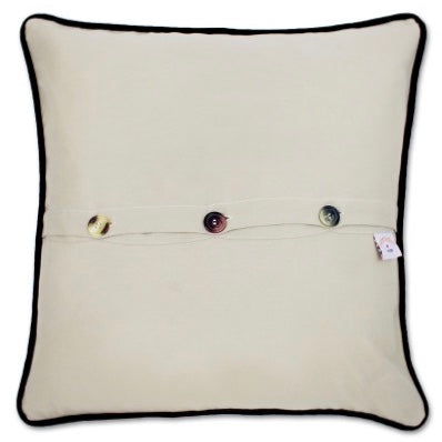 Catstudio Hand embroidered Atlanta Pillow