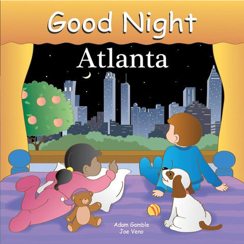 GOOD NIGHT ATLANTA Board Book