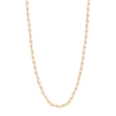 "enewton - necklace - 28.5"" Harmony Small Gold Bead"