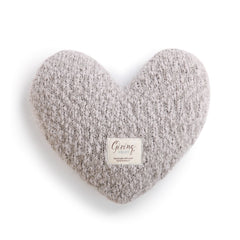 The Giving Heart pillow - Taupe