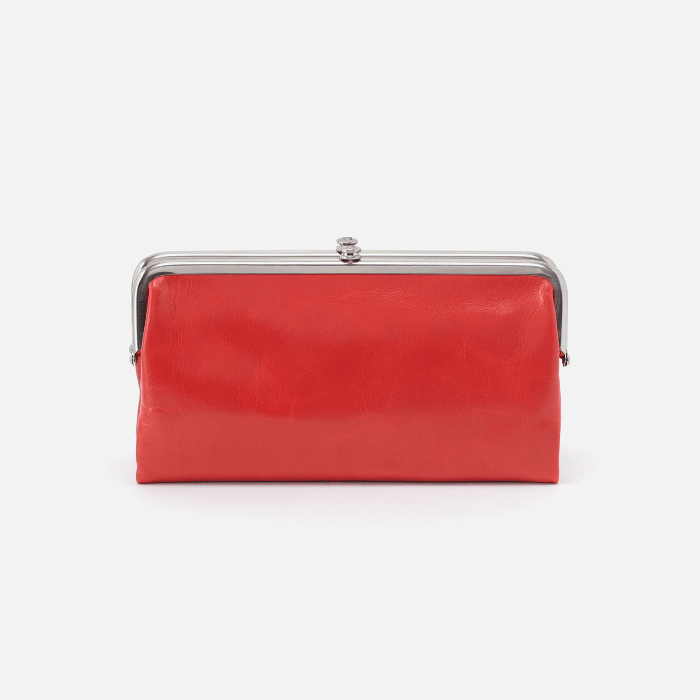 Hobo - LAUREN Leather Clutch Wallet - Rio, Front View