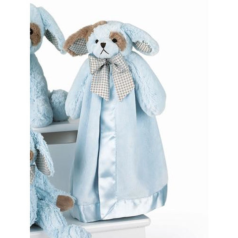 Bearington - Blue Puppy Baby Snuggler