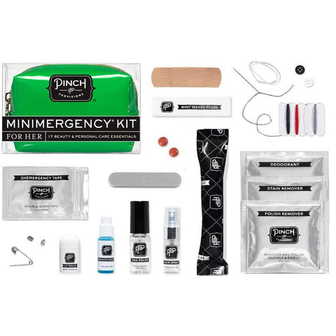 Pinch Provisions - Good Luck (Red/Fortune Cookie) Minimergency Kit