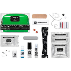 Pinch Provisions - Good Luck (Red/Fortune Cookie) Minimergency Kit, Contents