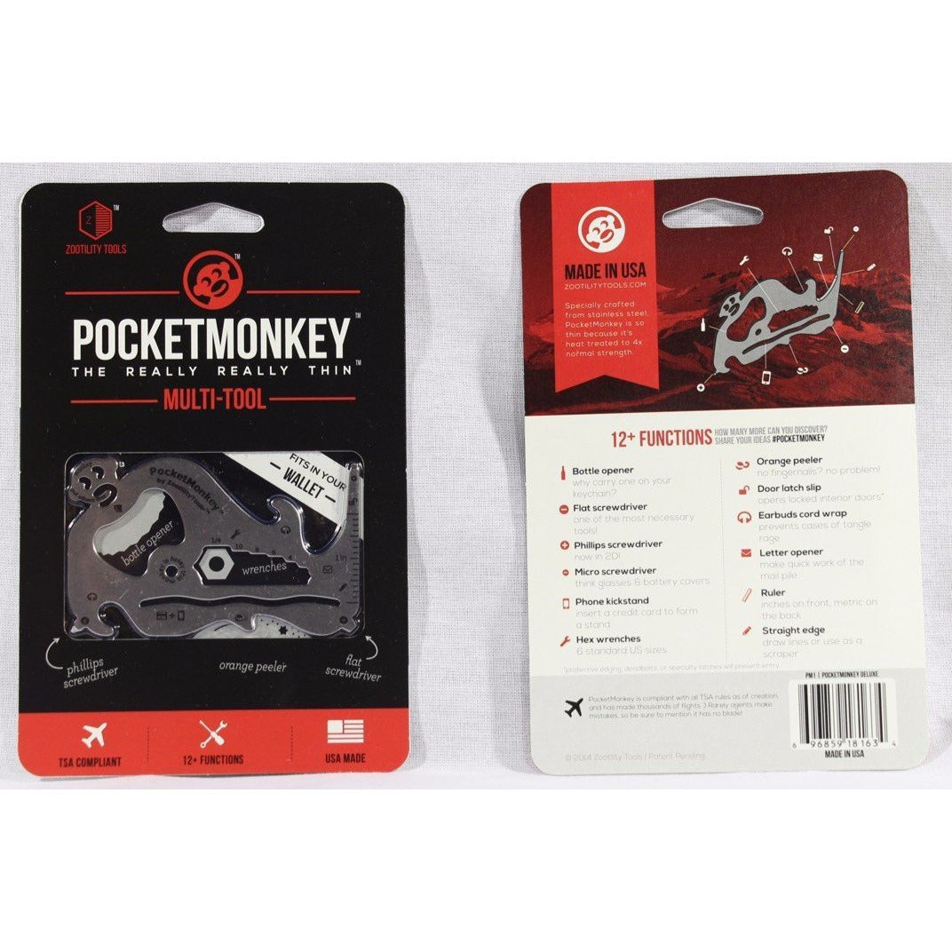 PocketMonkey packaging