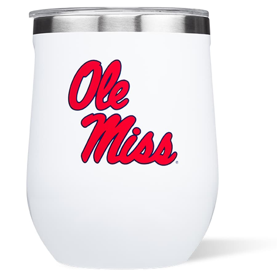 Collegiate Corkcicle Stemless - Clemson