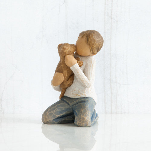 Willow Tree - Kindness (boy), Front View