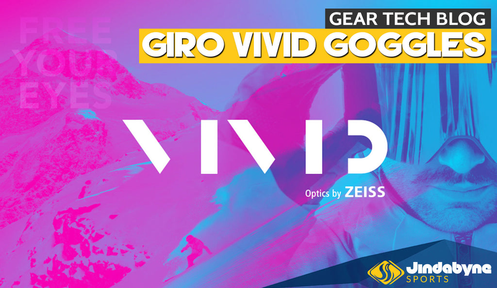 Gear Tech: Giro Vivid Lenses