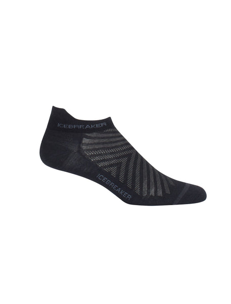 Icebreaker Men Run+ Ultralight Micro Sock