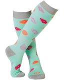 ROJO GLACIER GIRLS SOCK