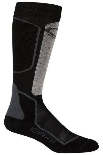 Icebreaker Ski+ Light Mens Ski Sock