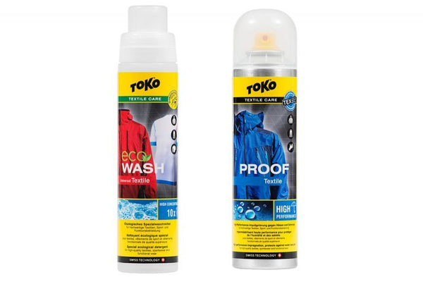 TOKO DUO PACK - ECO WASH AND PROOF