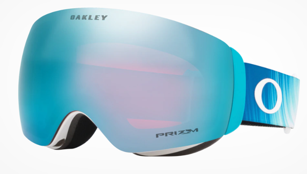 Oakley Flight Deck XM Mikaela Shiffrin Aurora Blue