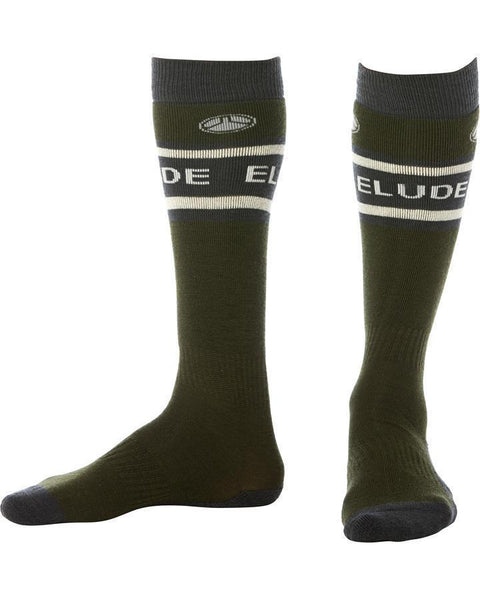 Elude Turn It Up Mens Sock