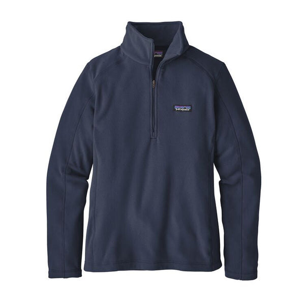 Patagonia Wmns Micro D 1/4 Zip