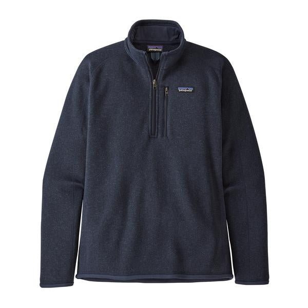 Patagonia Mens Better Sweater 1/4 Zip