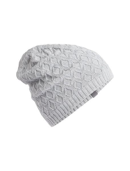 Icebreaker Adults Diamond Line Beanie