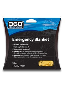 360 Emergency Blanket
