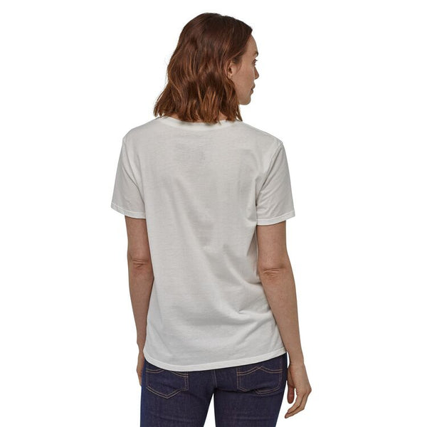 Patagonia Wmns Live Simply Lounger Organic Crew T-Shirt